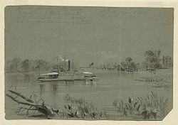Port Walthall Drawing