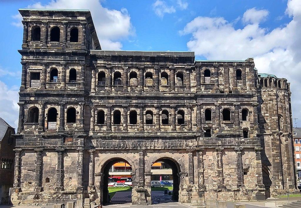 Porta Nigra (Stadtseite), Weltkulturerbe in Trier