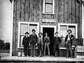 Portage post office, Vashon Island, Washington, July 1903 (WASTATE 1171).jpeg