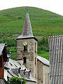 Portet-de-Luchon église clocher.JPG