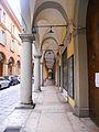Portici di via Castiglione.JPG