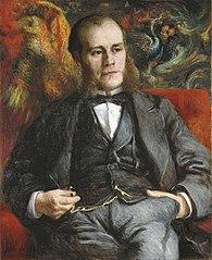 Portrait de Pierre-Henri Renoir