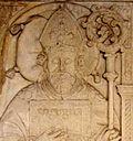 Portrait des Fürstbischofs Johann Christoph von Westerstetten auf seiner Grabplatte im Eichstätter Domkreuzgang.jpg