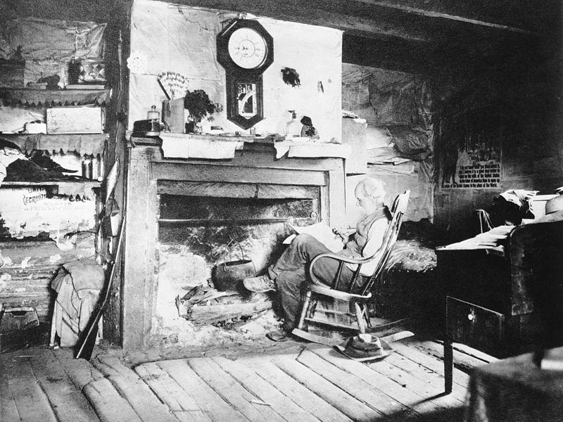 File:Portrait of Galen Clark, the first white man in Yosemite Valley.jpg