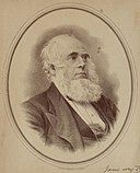 Portrait of Henry Richard, M.P. for Merthyr Tydfil (4671875).jpg