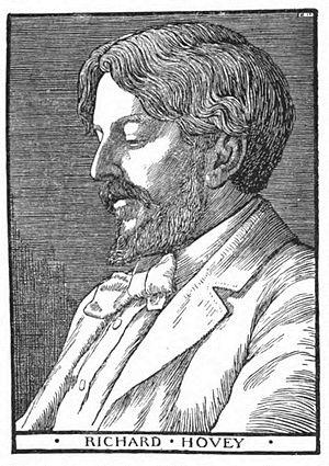 Richard Hovey - Richard Hovey, by Robert Bryden.