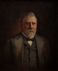Portrait of Richard John Seddon