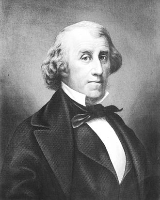 Abel Stearns - Image: Portrait of a drawing of Abel Stearns, ca.1840 1860 (CHS 1805)