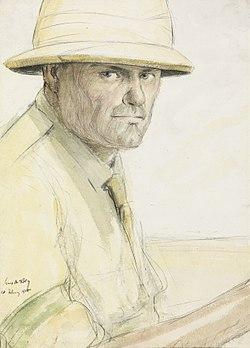 Portrait of the artist art.iwmart1517