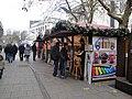 Portsmouth Commercial Road Christmas market 2011 4.JPG