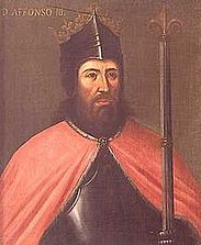 Alfons III  from Portugal