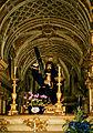 Portugalia Evora oltarz.jpg