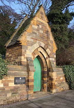 Postern Gate of Northampton Castle 2013.jpg