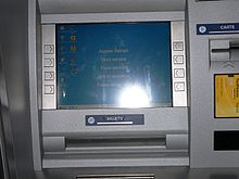 Atm wikivisually sebuah mesin atm wincor nixdorf menjalankan windows 2000 ccuart Gallery