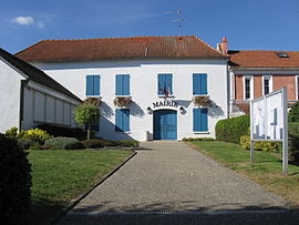 The town hall in Précy-sur-Marne
