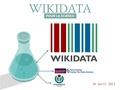 Présentation Wikidata pour la science 2017.pdf