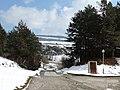 Príjazdová cesta - panoramio.jpg