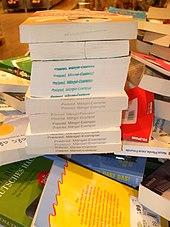 Buch Mängelexemplar Stempel Entfernen