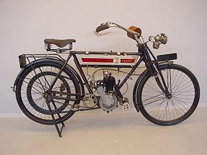 Premier Motorcycles - Image: Premier 2,5 HP 250 cc 1912