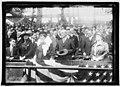 Pres. Wilson, opening ballgame, (Wash., D.C.), 1916 LCCN2016851229.jpg