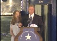 File:President Clinton's Whistle Stop Event in Bowling Green, Ohio.webm