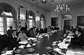 President Richard Nixon Meeting with Members of the Black Caucus.jpg