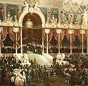 Prestation de serment du roi Léopold Ier