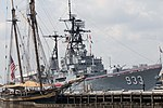 Pride of Baltimore II with display ship Barry 140821-N-CS953-001.jpg