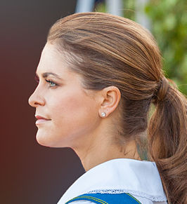 Prinses Madeleine in 2013