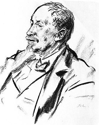 David George Hogarth - Prof. D. G. Hogarth M.A. by Augustus John