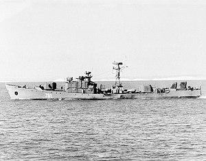 Mirka-class frigate - Image: Project 35 1985