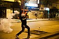 Protesters action during Gezi park night protests. Events of June 15, 2013-3.jpg