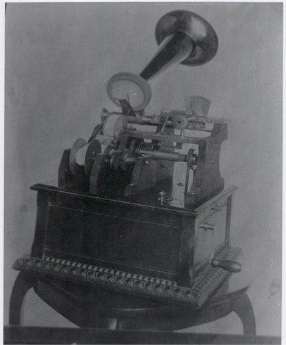 Prototype of the Goodale Tape Recorder
