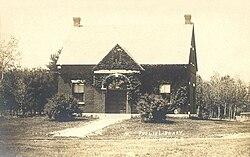 Langdon Library c. 1910