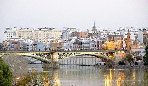 Puente de Triana panoramio