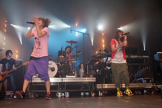 Puffy AmiYumi Japanese pop rock duo