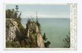 Pulpit Rock, Presque Isle, near, Marquette, Mich (NYPL b12647398-62472).tiff