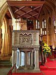 Pulpit St John's Cathedral, Brisbane 052013 663.jpg