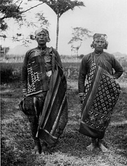 Puyuma people in 1897 (No.7782)