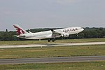 Qatar Airways a330 at BUD.jpg