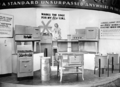 Queensland State Archives 1426 Display at Queensland Industrial Fair Exhibition Grounds April 1949.png