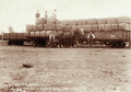 Queensland State Archives 2256 Wool bales from Yarron Vale at Charleville Railway Station 1897.png