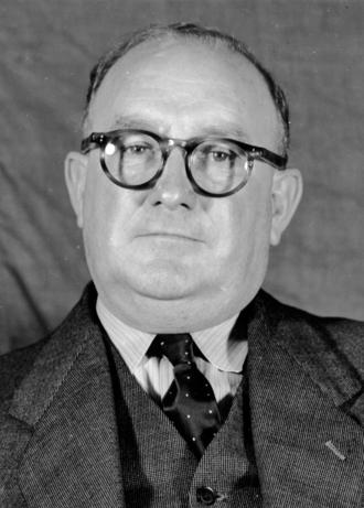 Vince Gair - Gair in 1953