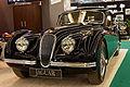 Rétromobile 2011 - Jaguar XK 120 - 1952 - 001.jpg