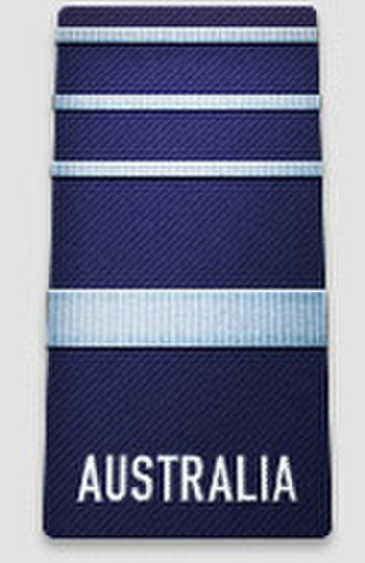 Air chief marshal - An Australian air chief marshal's rank insignia