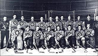 Ottawa RCAF Flyers - 1948 RCAF Flyers
