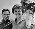 RIAN archive 15491 Valery Bykovsky and Valentina Tereshkova (cropped).jpg