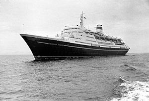 "RIAN archive 708573 Soviet motor-ship ""Alexander Pushkin"".jpg"