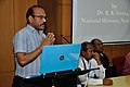 RK Verma - Group Presentation - VMPME Workshop - Science City - Kolkata 2015-07-17 9440.JPG