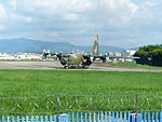 ROCAF C-130H 1316 Taxiing at Songshan Air Force Base 20150908d.jpg